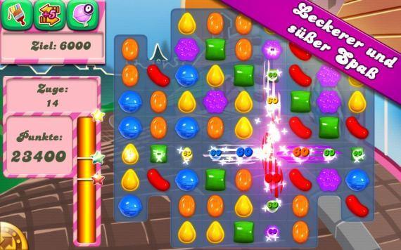 Candy Crush Saga Tipps