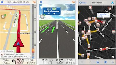 TomTom als Navigation für iPhones?