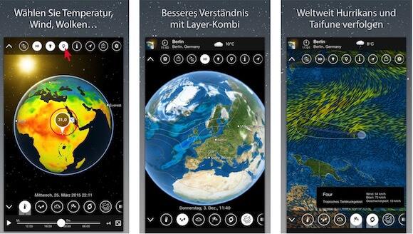meteo earth wetter Die 6 besten Wetter Apps für iPhone und iPad