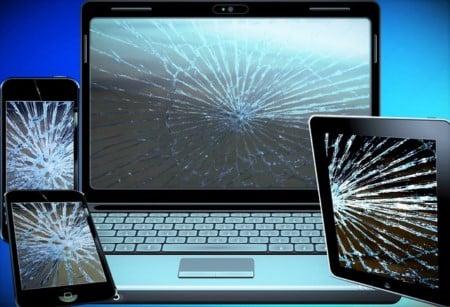 Glasbruch 1 iPhone defekt   was tun?