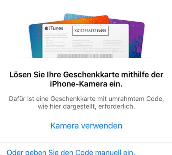 Bildschirmfoto 2017 05 18 um 15.53.23 564x508 iTunes Guthaben: Online kaufen und direkt einlösen
