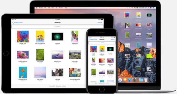 iPhone, iPad und Mac, Bild: Apple
