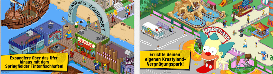 Cheat für die Simpsons