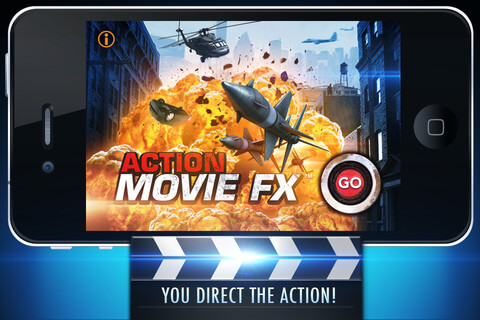 Action Movie FX - Spezialeffekte in deinem Video