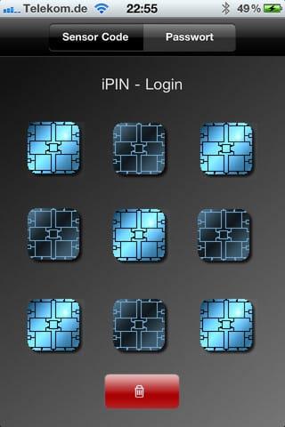 Anmeldung iPin