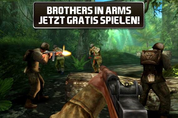 Brothers in Arms 2 - jetzt Dauerhaft Kostenlos