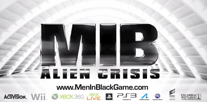 Men in Black 3 - Das Video zum Spiel
