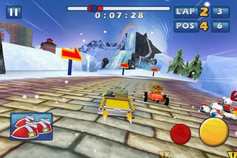 Sonic und SEGA All-Stars Racing - Kostenlos