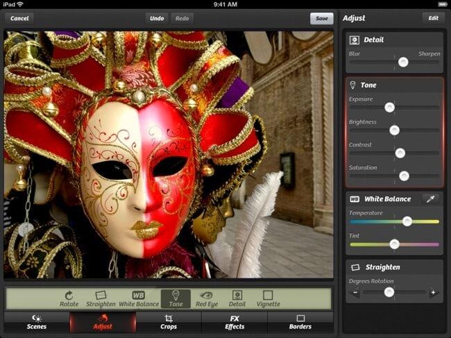 Camera+ nun auch für das iPad