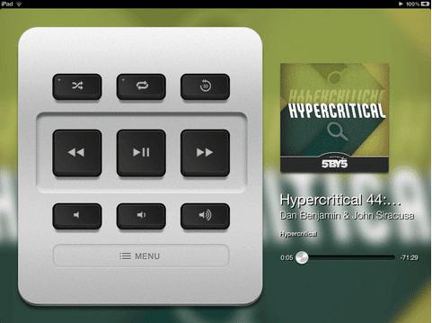 deck. - Die Musik App für dicke Finger