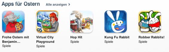 Die besten Apps zu Ostern