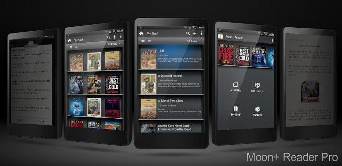 Die besten eBook Reader Apps