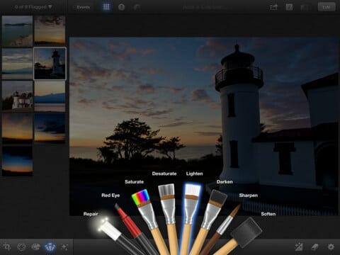 iPhoto für iOS