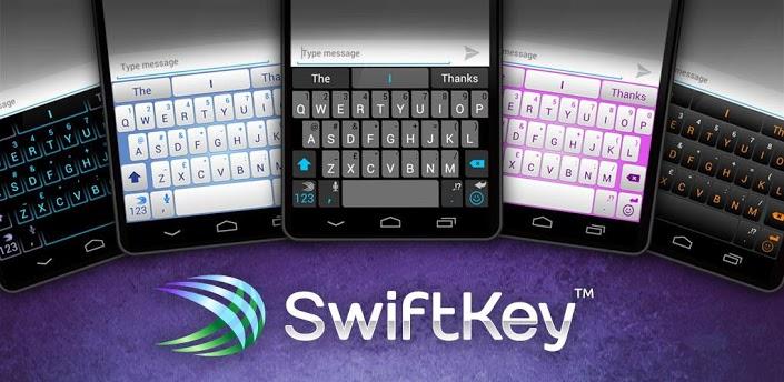 Swiftkey - die bessere Tastertur auf deinem Android Gerät