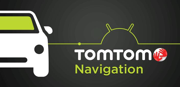 TomTom Navigations App