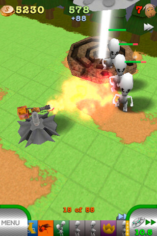 TowerMadness - Tower Defense Spiel