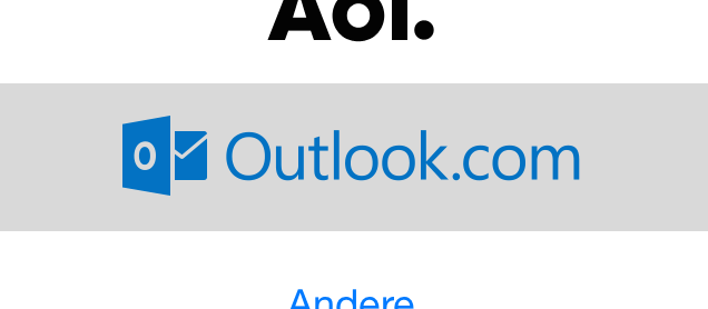 Hotmail, Outlook, Live/MSN am iPhone & iPad einrichten