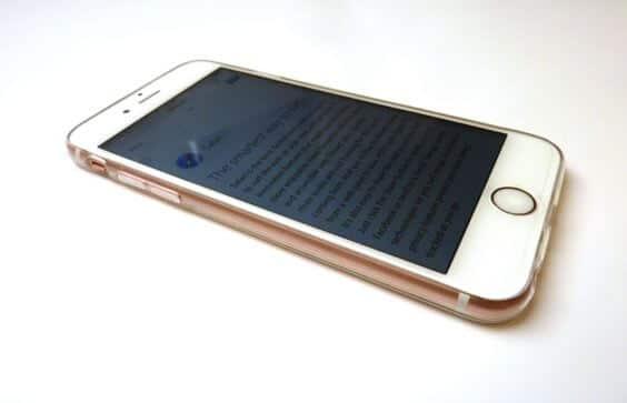 Safari auf dem iPhone