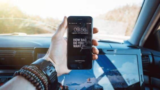 iPhone als Dashcam