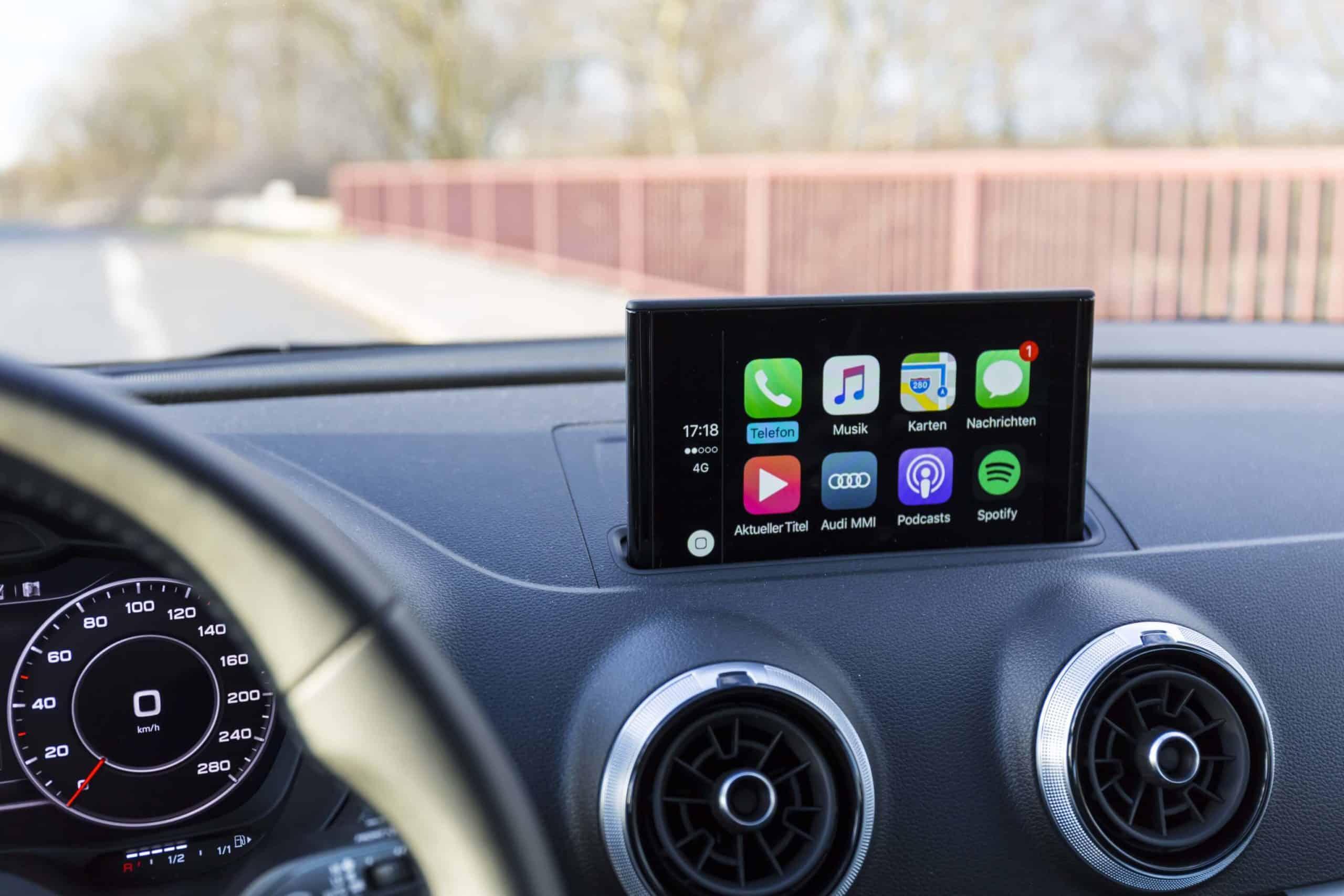 Carplay Unter Ios 12 Karten App Von Apple Durch Google Maps Ersetzen