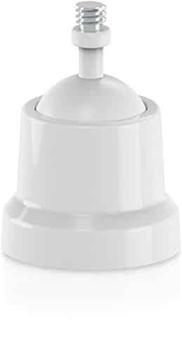 Arlo Halterung (offiziell, geeignet für den Außenbereich, kabellose Arlo Pro Kameras, 2 Stück) weiß, VMA4000