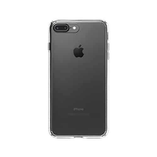AmazonBasics iPhone 8 Plus / iPhone 7 Plus Hülle, transparent