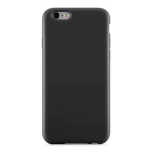 Belkin Grip Case Schutzhülle (geeignet für iPhone 6/6s) schwarz