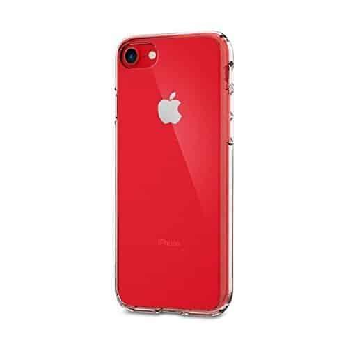 Anker iPhone 8 Hülle ClearShell iPhone 7 Hülle Ultra Dünn & Leicht Premium Weiche Schutzhülle (Klar)