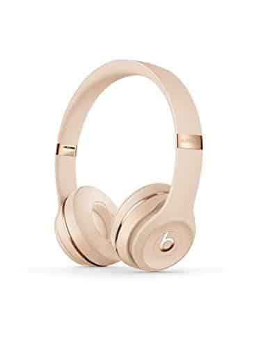Beats Solo3 Wireless On‑Ear Kopfhörer - Satin Gold