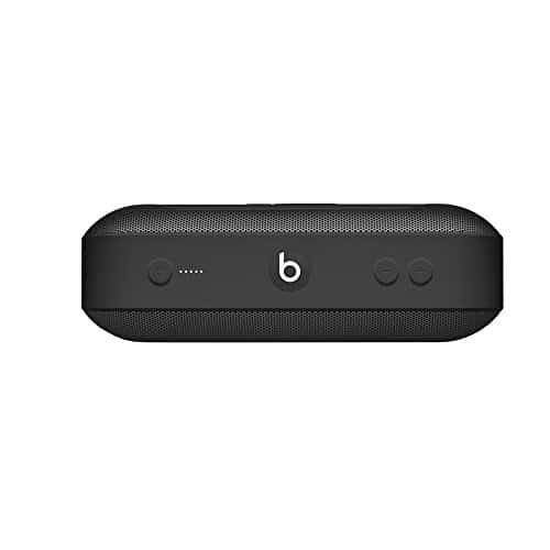 Apple ML4M2ZM/B Beats Pill+, Tragbarer Lautsprecher schwarz