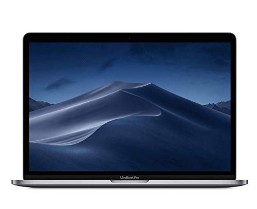 Apple MacBook Pro (13 Zoll, 2,3GHz Quad‑Core Intel Corei5 Prozessor der 8.Generation, 256GB) - Space Grau (Vorgängermodell)
