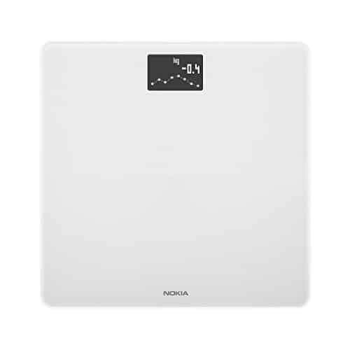 Nokia Body - BMI-WLAN-Körperwaage, weiß