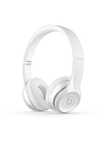Beats by Dr. DreSolo3 Wireless On-Ear Kopfhörer, Weiß-glänzend