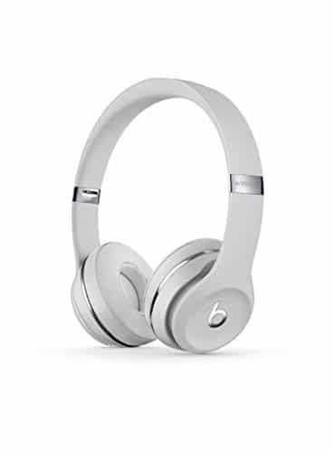 Beats Solo3 Wireless On‑Ear Kopfhörer - Satin Silber