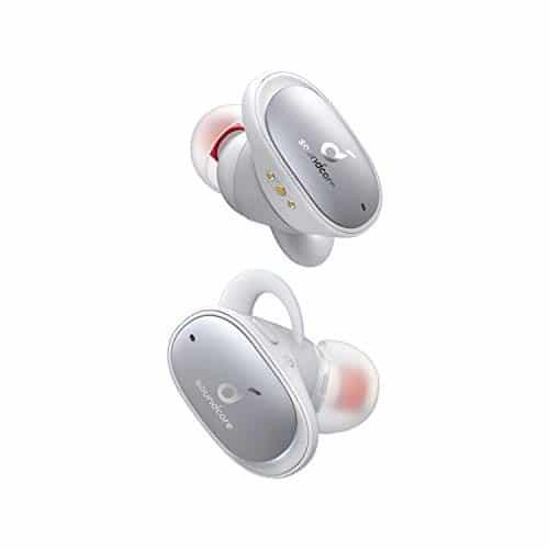Soundcore Anker Liberty 2 Pro Bluetooth Kopfhörer, True Wireless Earbuds mit Astria Coaxial Acoustic Architecture, 32 Stunden Akkuleistung, personalisierter EQ mit HearID, kabelloses Laden