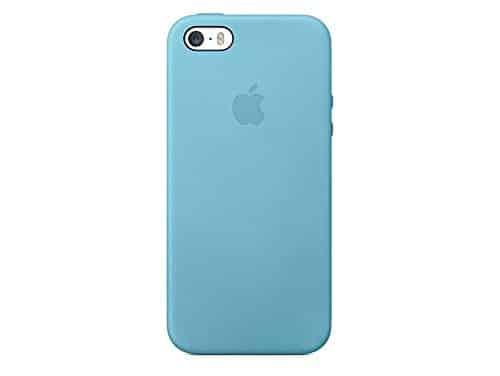 Apple MF044ZM/A iPhone 5S Hülle blau