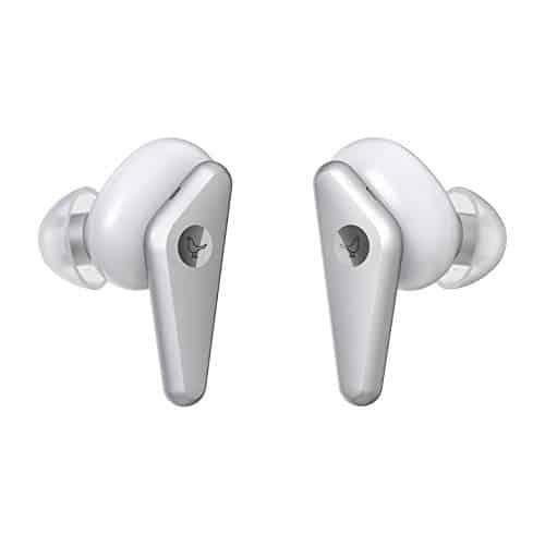 Libratone TRACK Air+ True Wireless In-Ear Kopfhörer smarter Geräuschunterdrückung (24h Akku - 6h Kopfhörer/18h Ladecase, ANC, schweiß-/spritzwasserschutz IPX4, Bluetooth 5.0) weiß