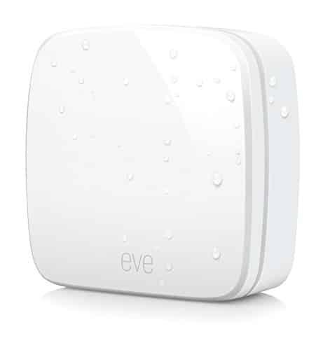 Elgato Eve Weather - Kabelloser Außensensor mit Apple HomeKit-Unterstützung, Bluetooth Low Energy
