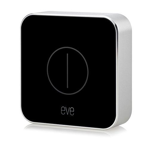 Eve Button - Controller zur Steuerung von HomeKit-Geräten mit Apple HomeKit-Technologie, Bluetooth Low Energy