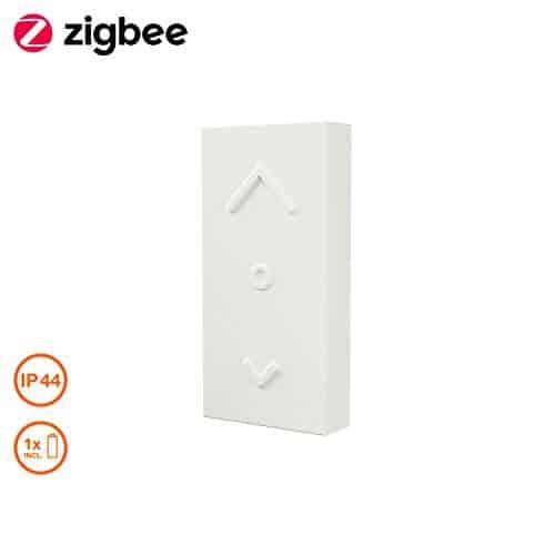 OSRAM Smart+ Mini Switch Weiß, ZigBee Lichtschalter, Dimmer und Fernbedienung für LED Lampen, Erweiterung für Ihr Smart Home