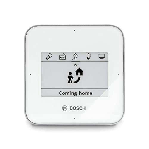 Bosch Smart Home Funk Fernbedienung Twist mit Alarmfunktion – Schnelles und einfaches Aktivieren / Deaktivieren des Bosch Smart Home Alarmsystems