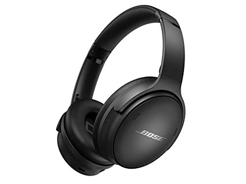 Bose QuietComfort 45 kabellose Noise-Cancelling-Bluetooth-Kopfhörer, Mikro, Schwarz