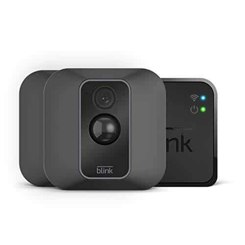 Blink XT2 – Smarte Sicherheitskamera  Für den Außen- und Innenbereich mit Cloud-Speicher, Zwei-Wege-Audio und 2-jähriger Batterielaufzeit   System mit zwei Kameras