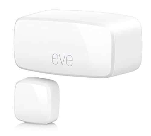 Elgato Eve Door & Window - Kabelloser Kontaktsensor mit Apple HomeKit-Unterstützung, Bluetooth Low Energy
