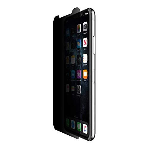 Belkin InvisiGlass Ultra Sicht- und Displayschutz für das iPhone 11 Pro Max (iPhone 11 Pro Max Sicht- und Displayschutz, iPhone 11 Pro Max Displayschutz)