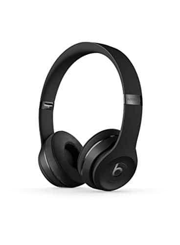 Beats by Dr. DreSolo3 Wireless On-Ear Kopfhörer, Mattschwarz