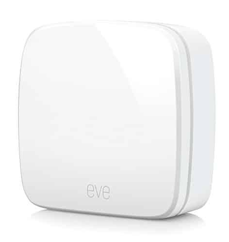 Elgato Eve Room - Kabelloser Raumklimasensor mit Apple HomeKit-Unterstützung, Bluetooth Low Energy