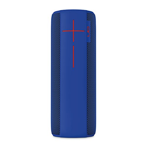 Ultimate Ears Megaboom Bluetooth Lautsprecher (wasserdichter 360°-Sound) - Himmelblau
