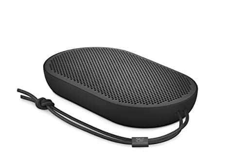 Bang & Olufsen Beoplay P2 Bluetooth-Lautsprecher (Tragbarer, mit integriertem Mikrofon) schwarz