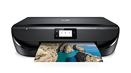 HP ENVY 5030 Multifunktionsdrucker (Fotodrucker, Scanner, Kopierer, WLAN, Airprint, HP Instant Ink Ready) schwarz